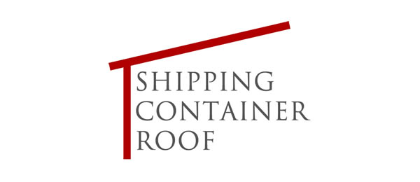 Shipping Container Roof Logo